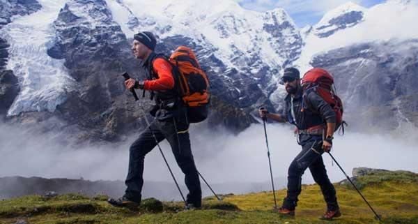 huge selection of 58426 cc114 ▷ I Migliori Bastoni Da Trekking. Classifica E Recensioni ...